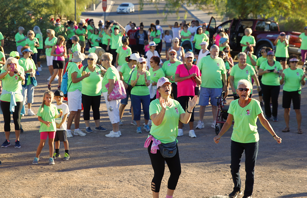 23 rd Breast Cancer Awareness  Walk/run