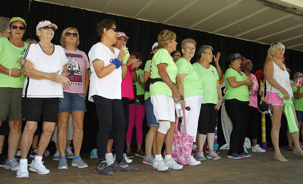 Havasu Breast Cancer Awareness Walk/Fun Run Channels Dr. Seuss