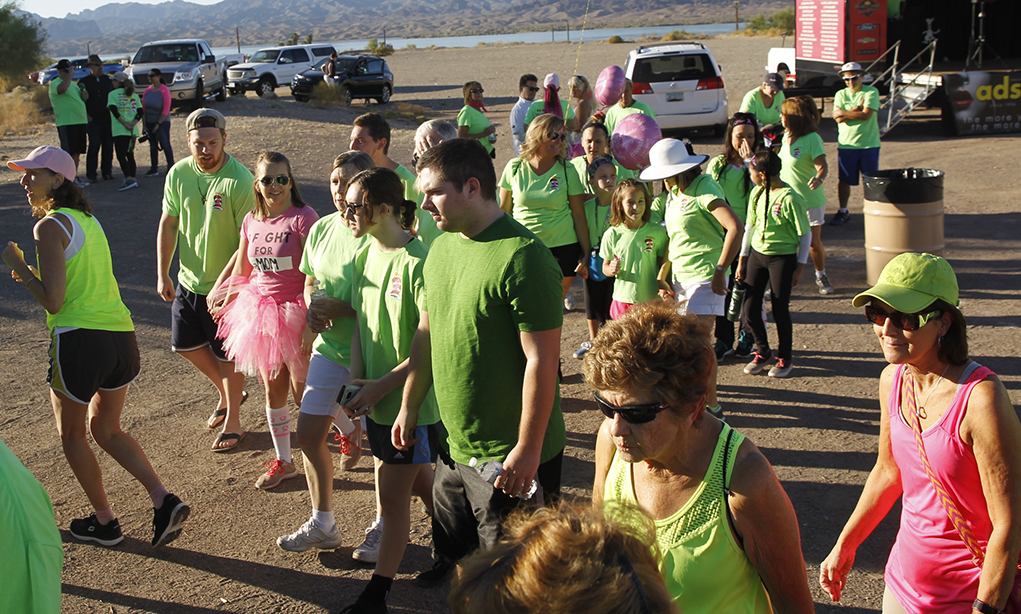 21st Annual Breast Cancer Awareness Walk and Run