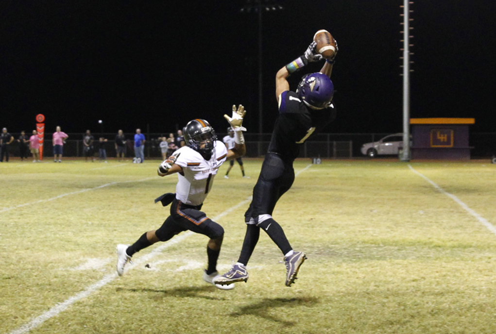 Knights Fall To Desert Edge In Friday Night Matchup
