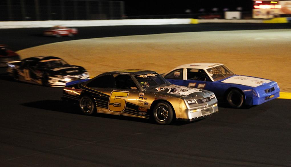 Havasu 95 Speedway Race Results