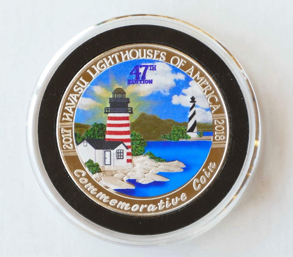 Rotary coin