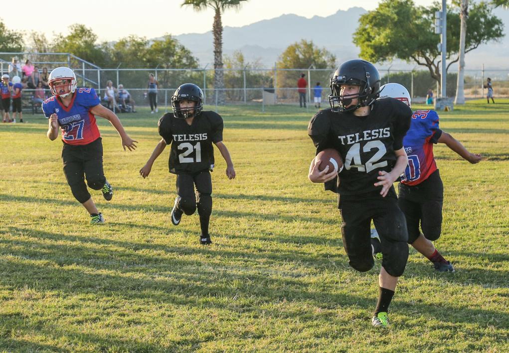 Telesis Preparatory Academy Football Game Photo Gallery