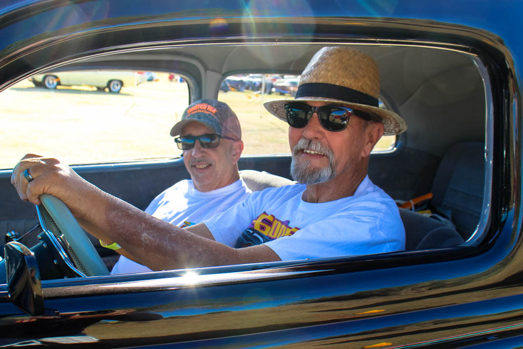 40th Annual Relics & Rods Run to the Sun