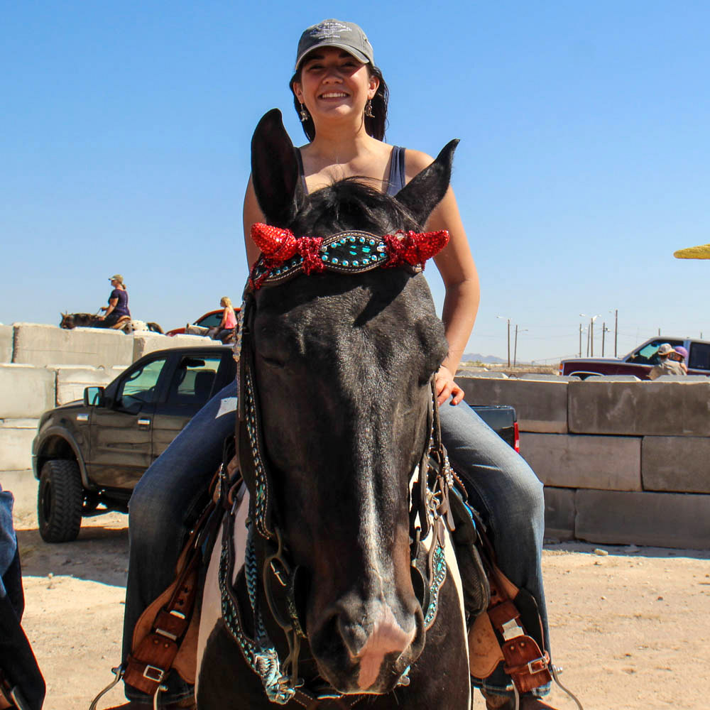 This years Gymkhana series @ SARA Park Rodeo Grounds started today, and goes on until March 2018, one per month for six month. Ken Gallagher/RiuverScene