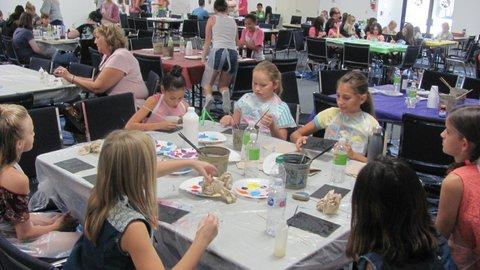 Fall Artistry Workshop Inspires Creation