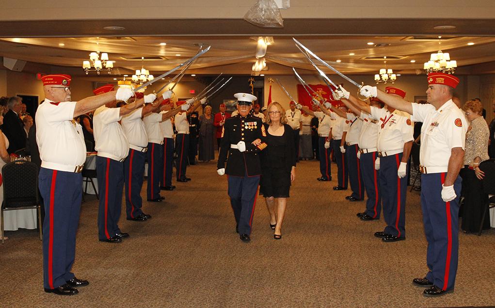 Marine Corps Birthday Celebrated