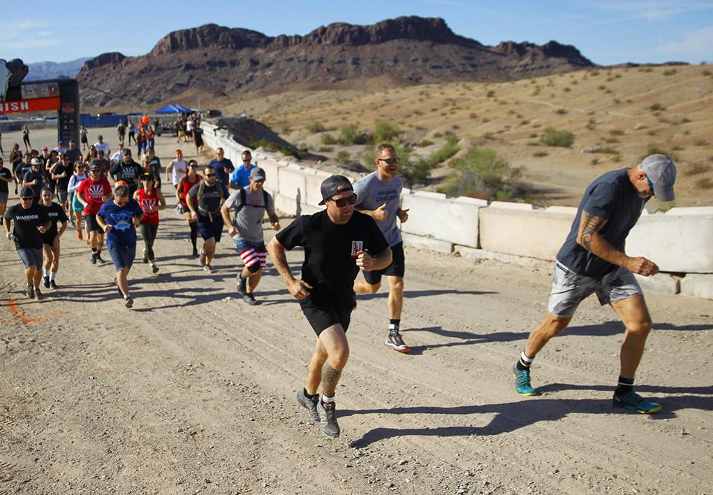 Desert Warrior Challenge Tests Havasu Participants