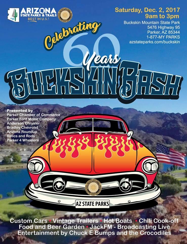 Buckskin Celebrating 60 Years