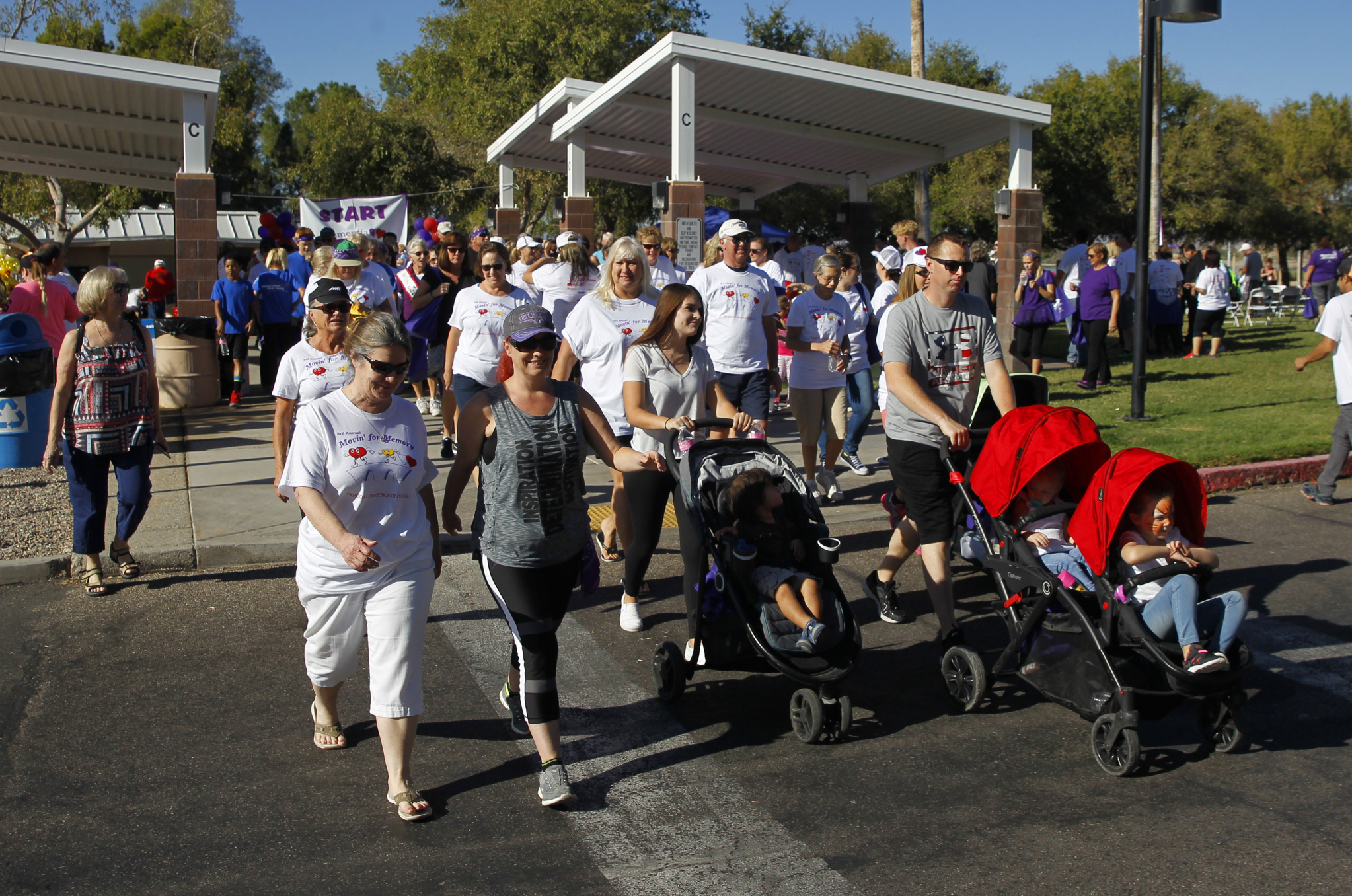 Third Annual Movin For Memory Walk
