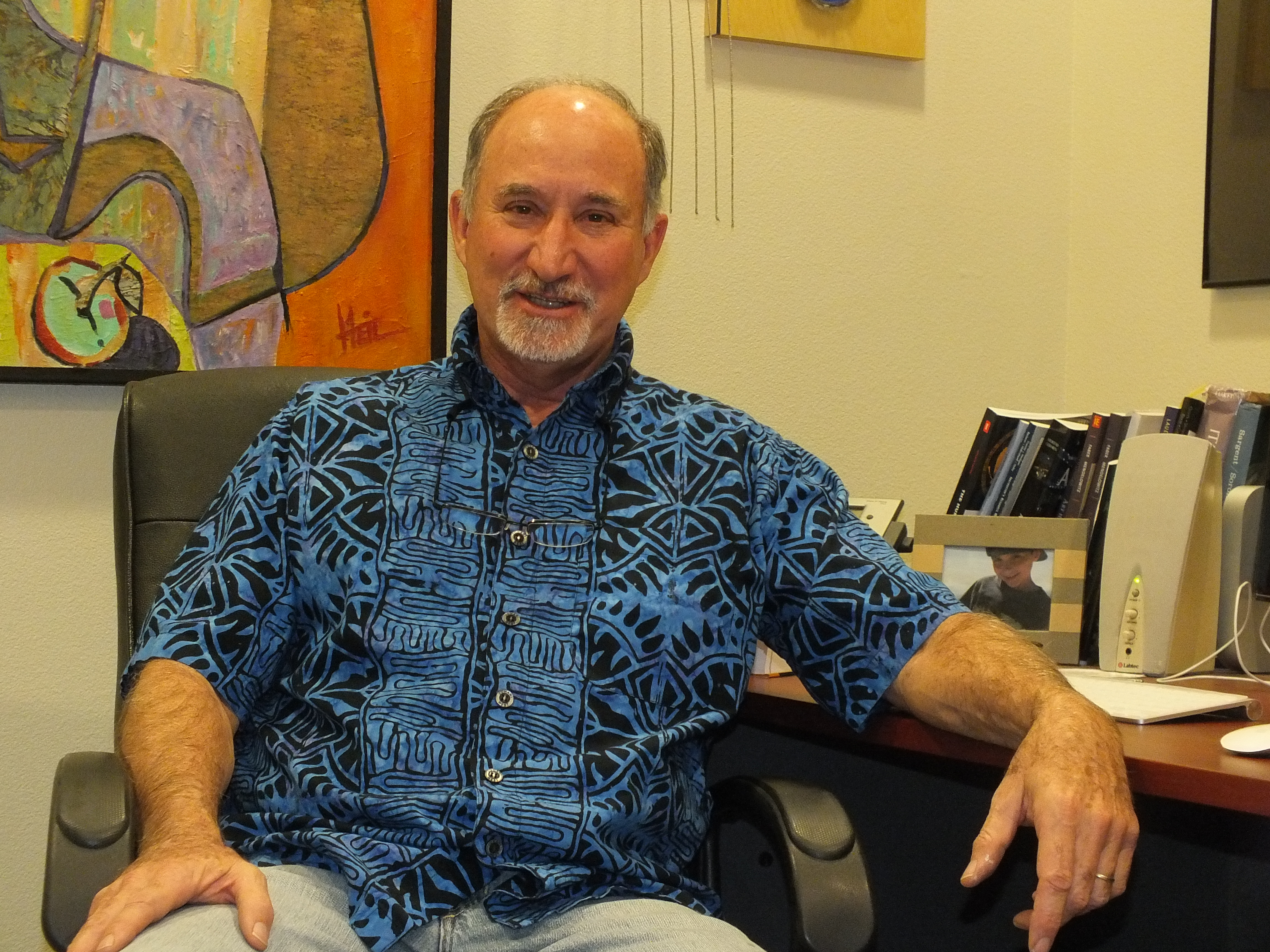 Alan Hall: Bringing Art Education To Lake Havasu For More Than 30 Years