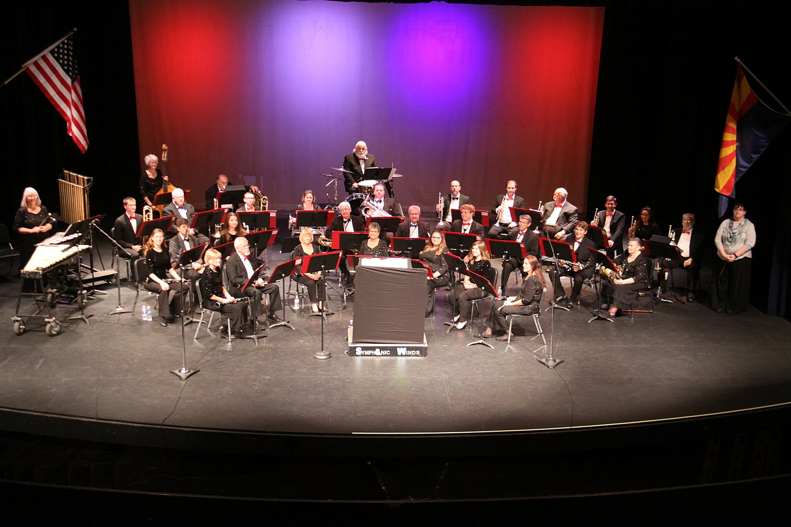 """The Symphonic Winds Presents """"Symphonic Christmas Traditions"""""""