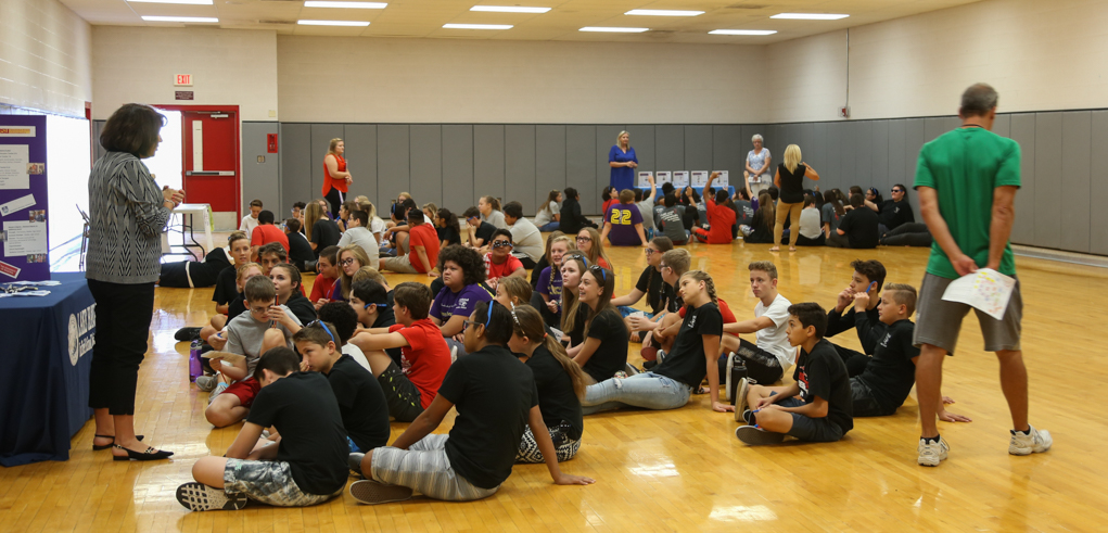 Thunderbolt Middle School Hosts Career Day For Eighth-Graders