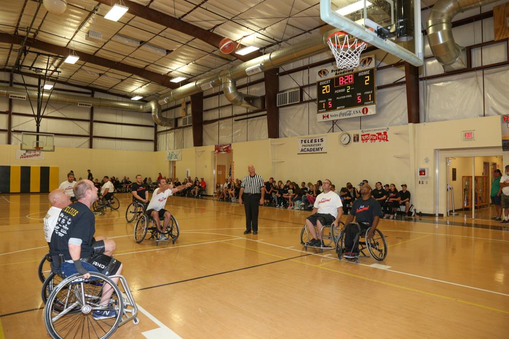 telesis wheelchair
