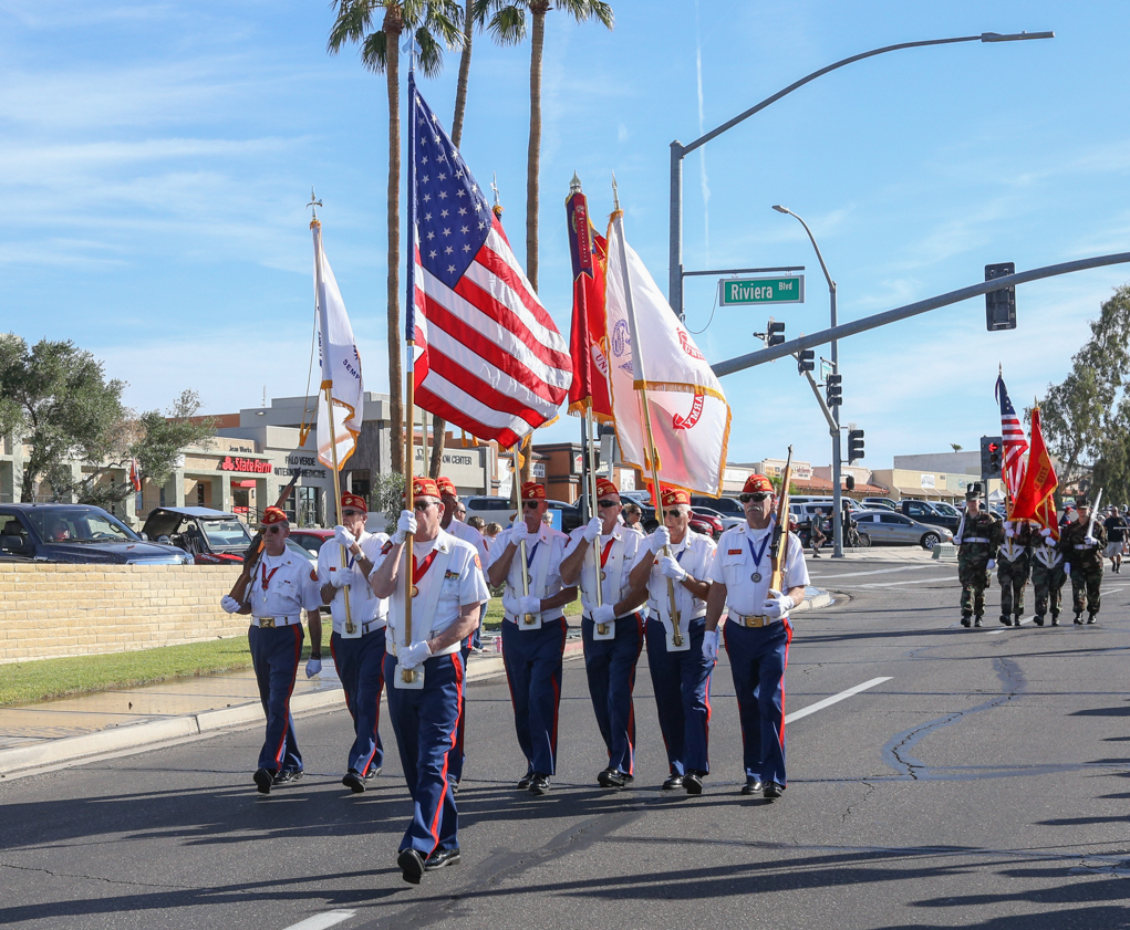 Havasu Turns Out To Honor Veterans On Their Day
