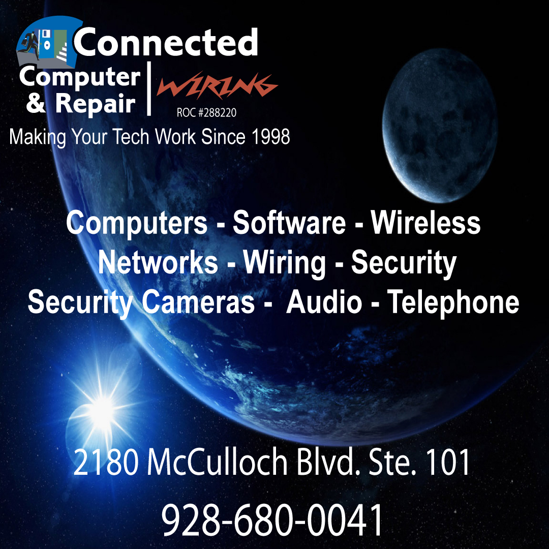 Connected Computer Repair Lake Havasu