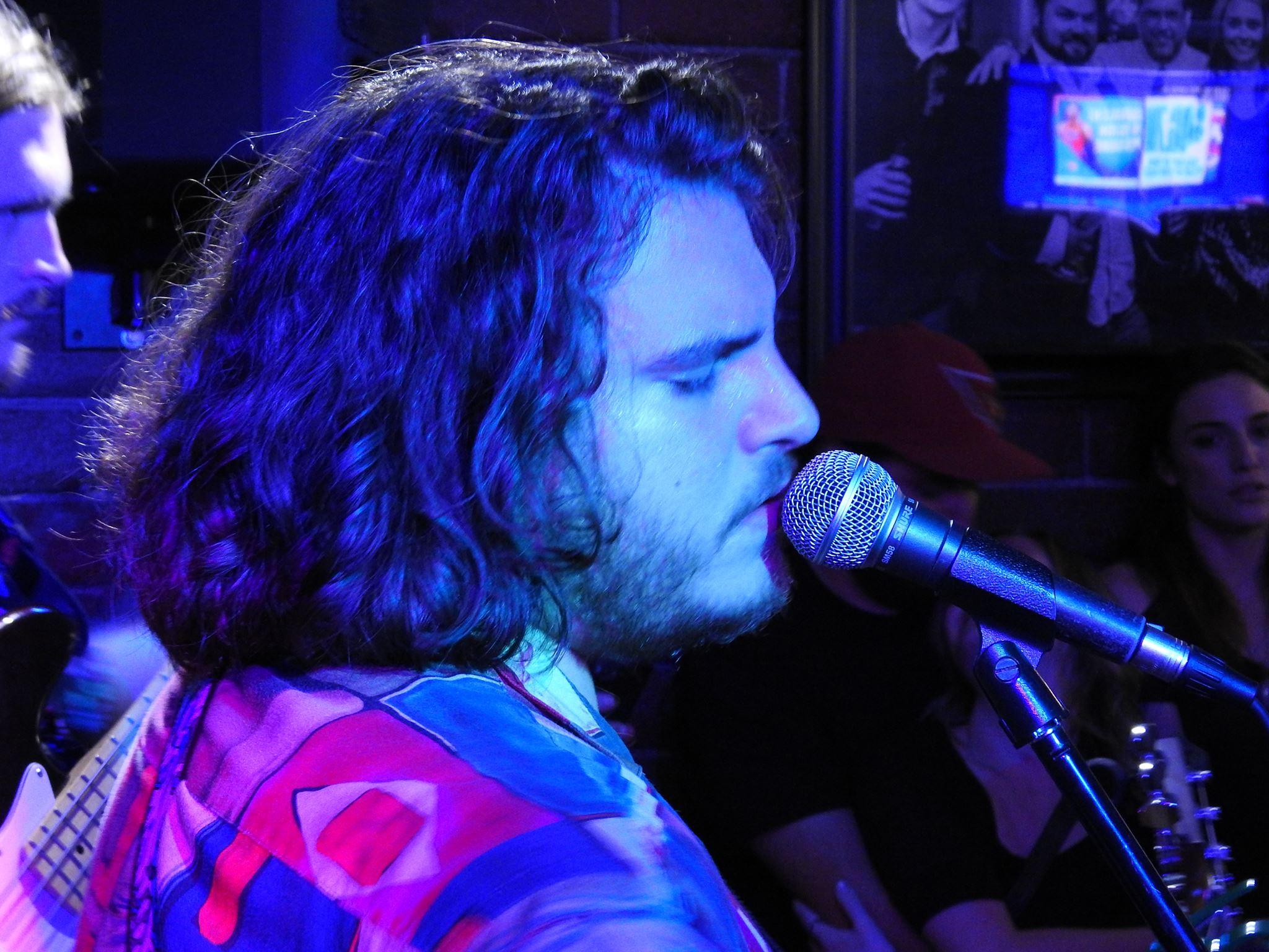 Cameron Marin: Live at Martini Bay