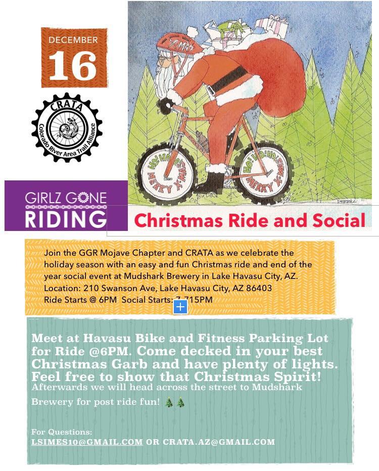 Christmas Ride and Social