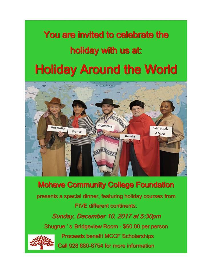 Holidays Around The World Celebration