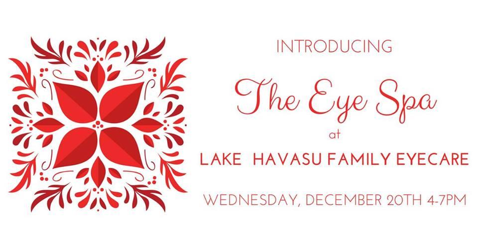 Introducing the Eye Spa at Lake Havasu Family Eyecare