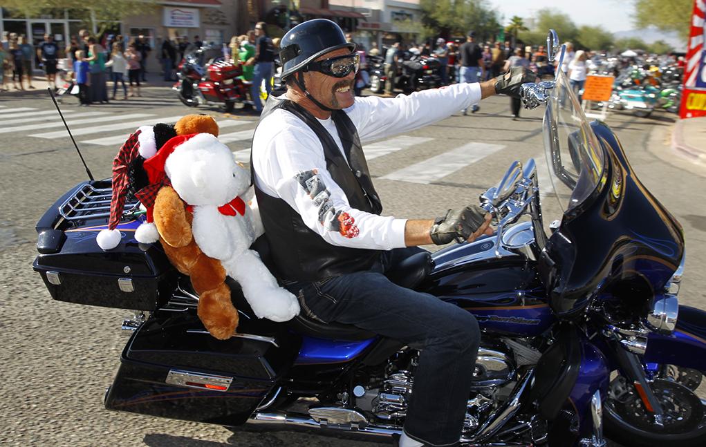 35th Annual River Riders Toy Run