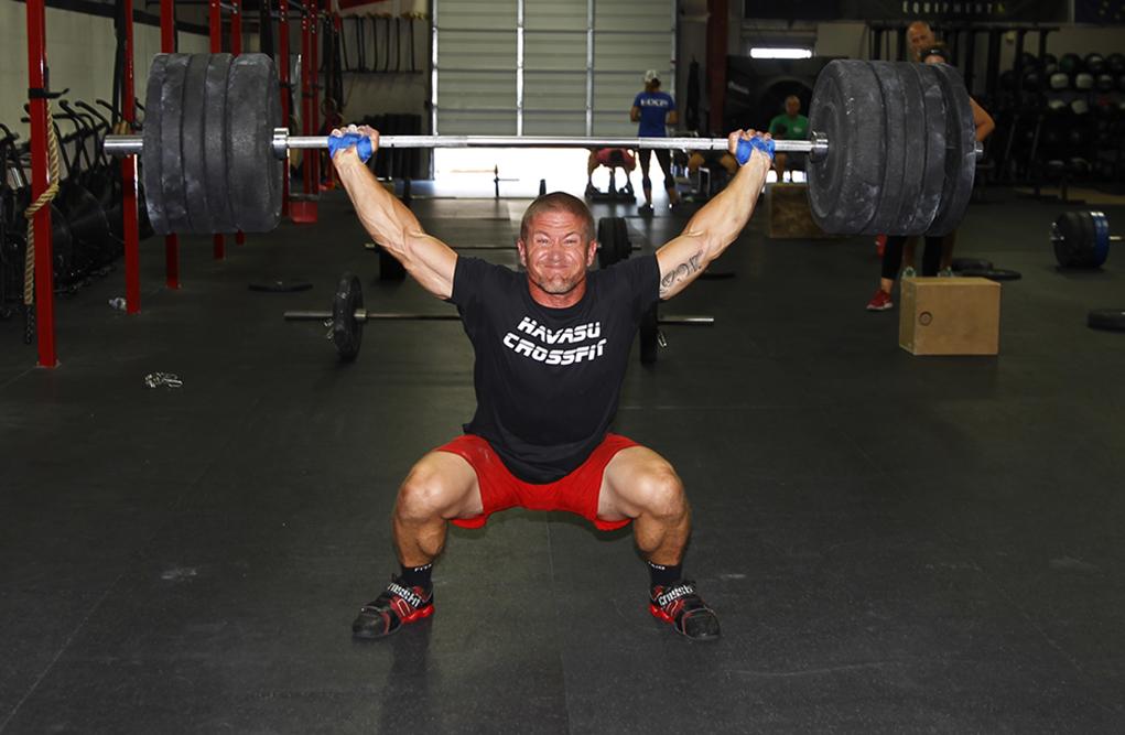 Fitness Spotlight: Brian Francis of Havasu Crossfit