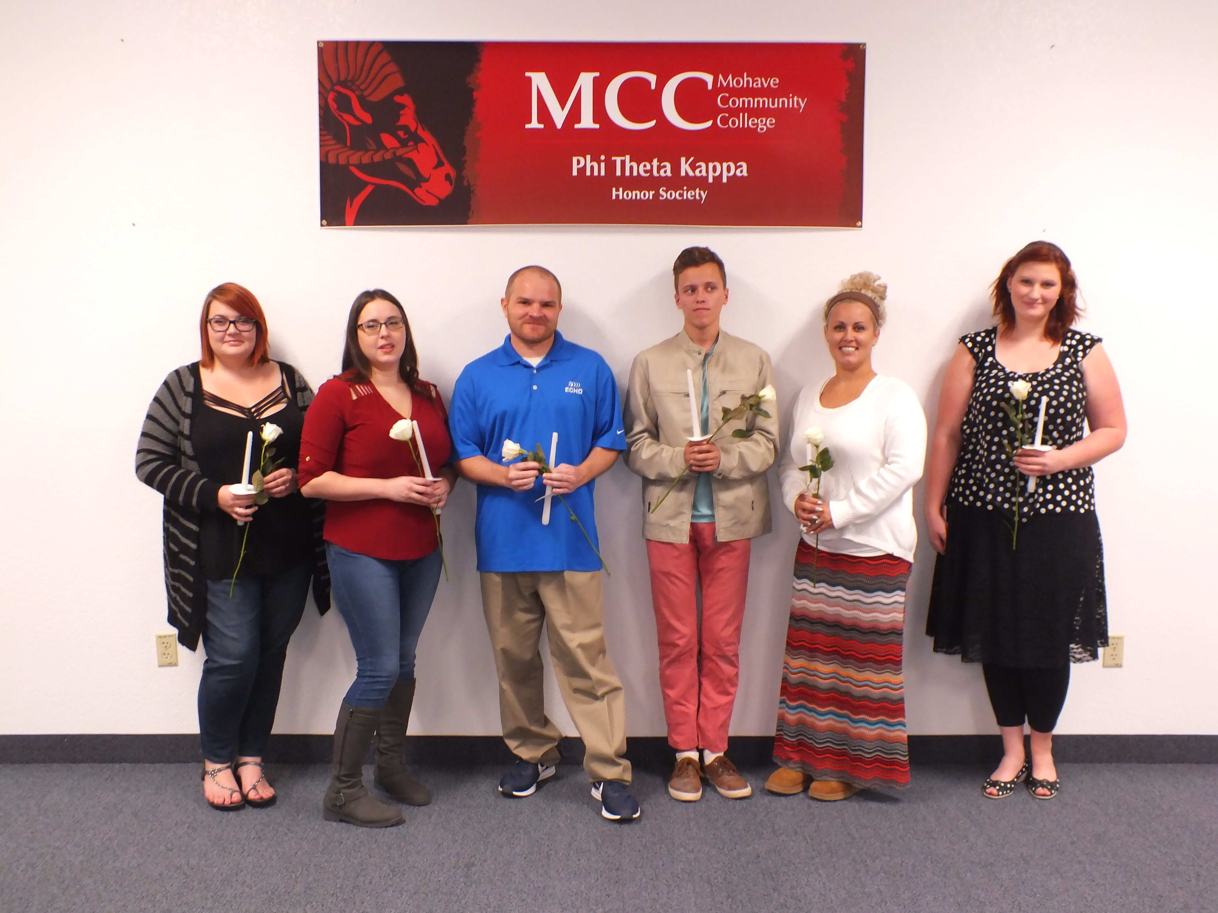 MCC Honor Society Inducts New Members