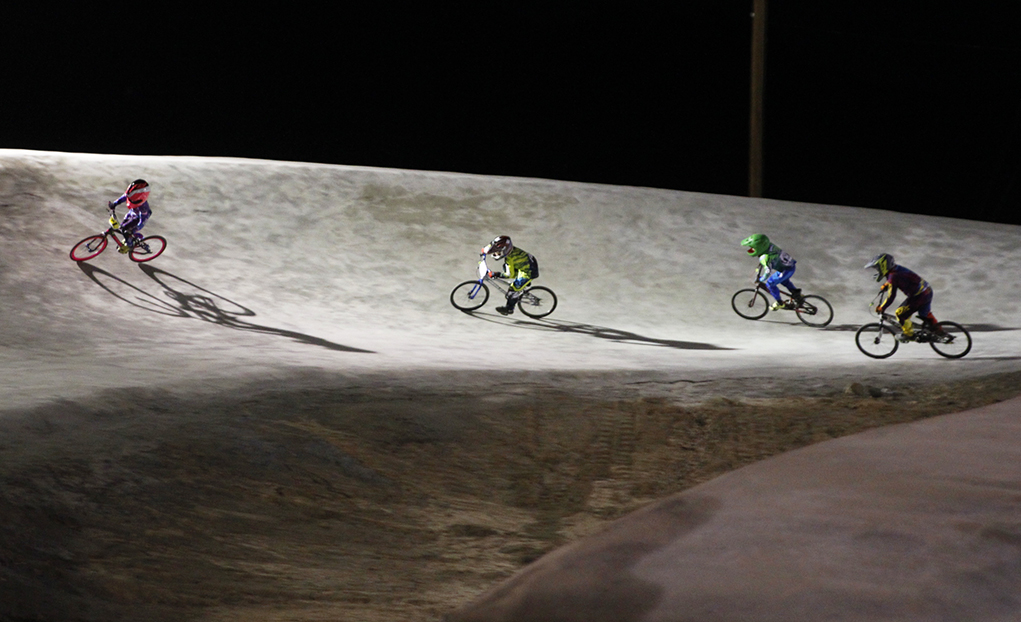 Local BMX Racers Get New Track