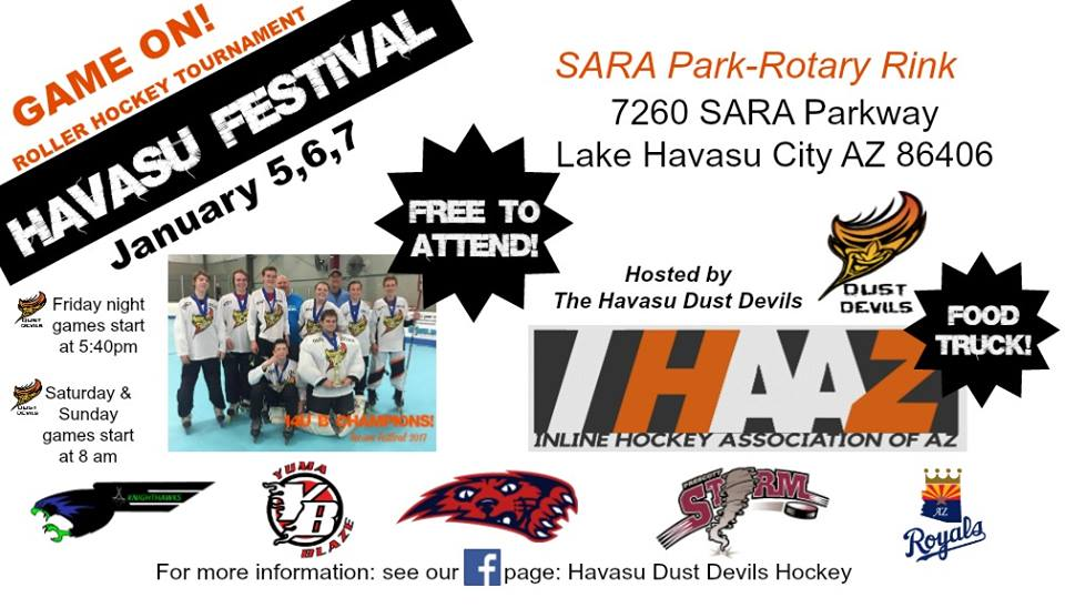 Lake Havasu Hockey League Hockey Tournament