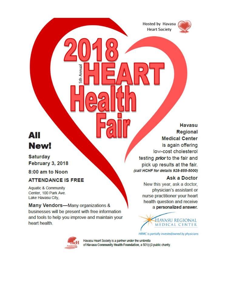 Heart Health Fair
