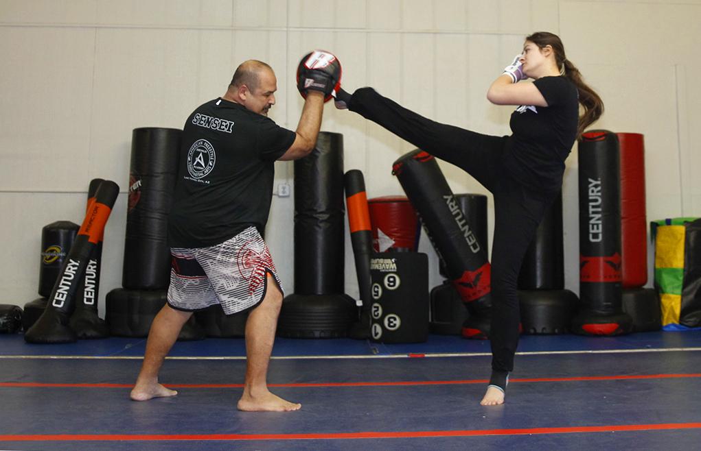 Fitness Spotlight: Rudy Arevalo