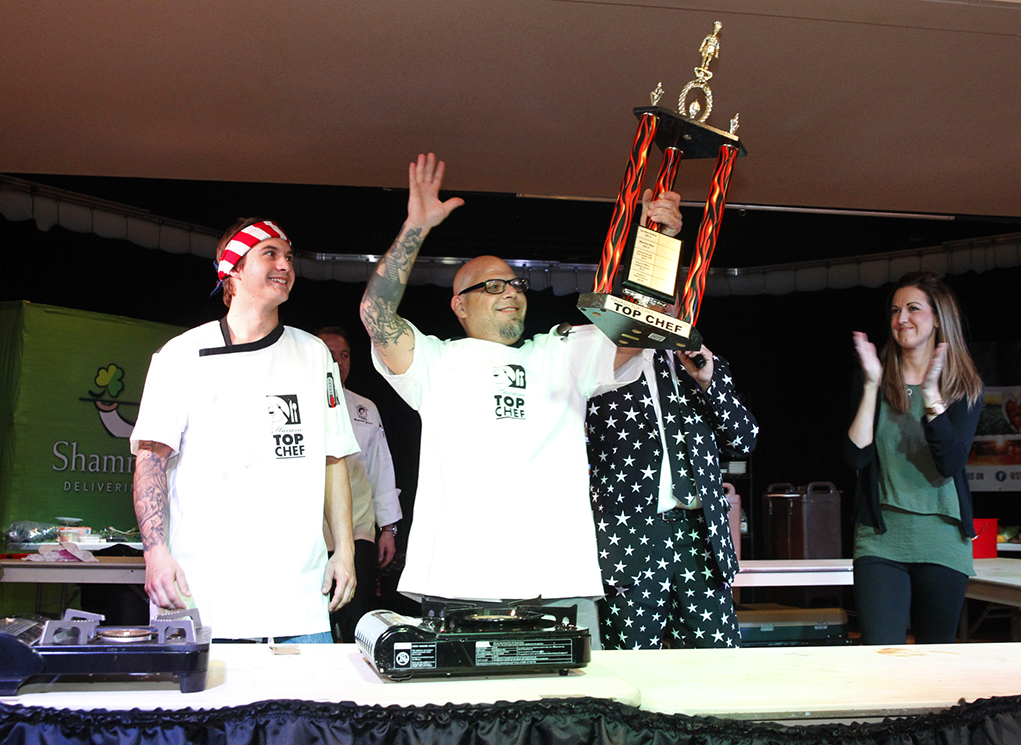 Elks Lodge Wins Top Chef Honor