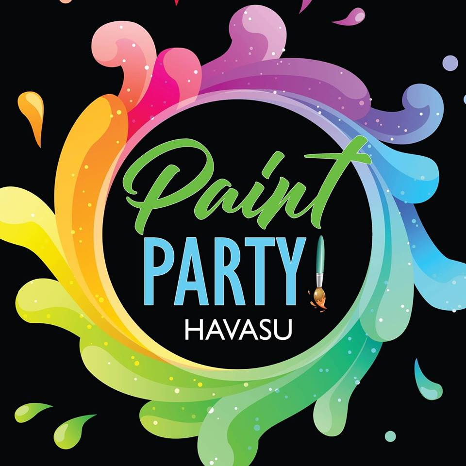 Paint Party Havasu: Love Pop