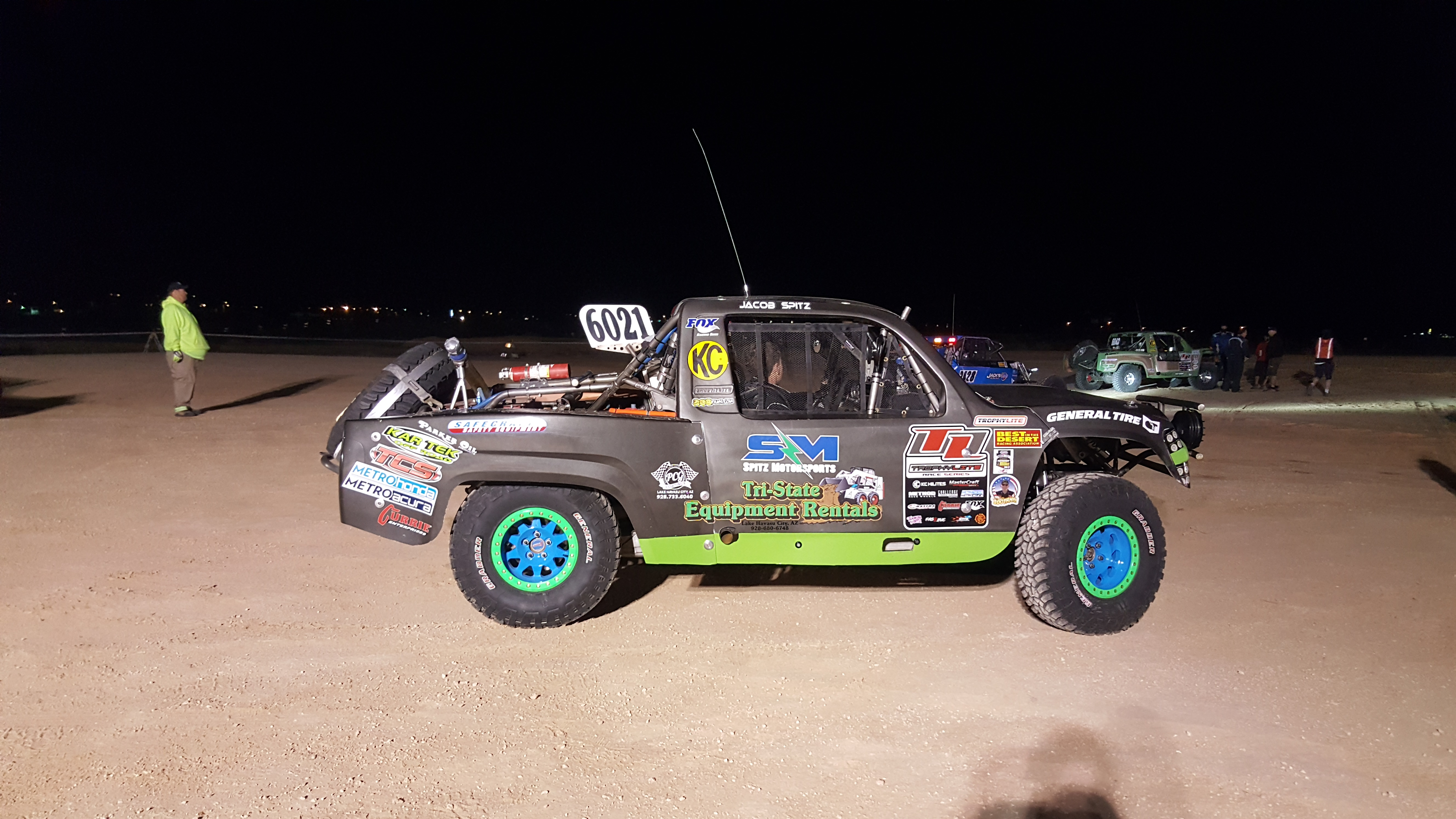 Start Your Engines For The Parker 425 This Weekend