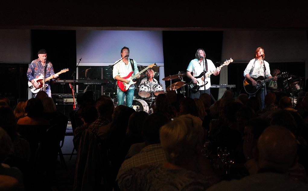 Desperado Plays Benefit Show in Lake Havasu