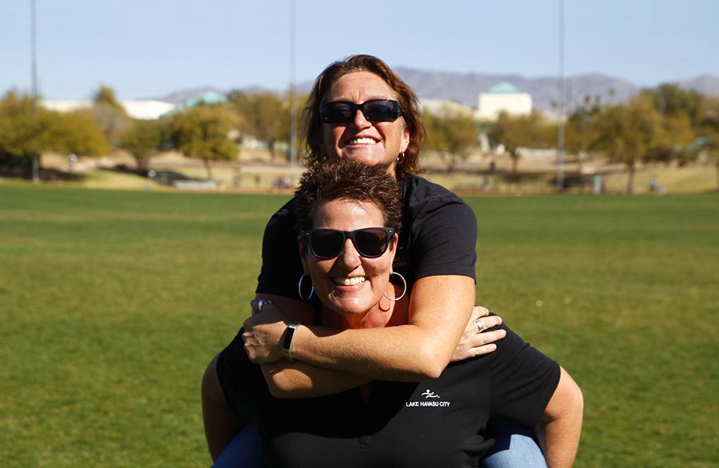 Citizen Spotlight: Janice Brown And Sarah Ross