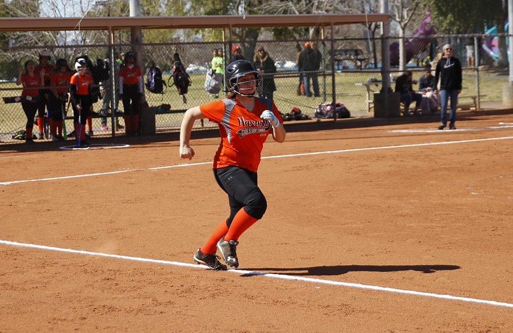 Havasu Girl's Softball League Season Begins