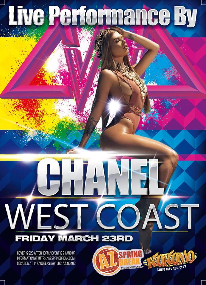 Chanel West Coast Live At Kokomo