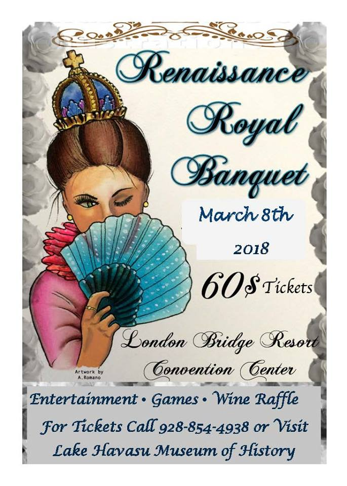 Renaissance Royal Banquet
