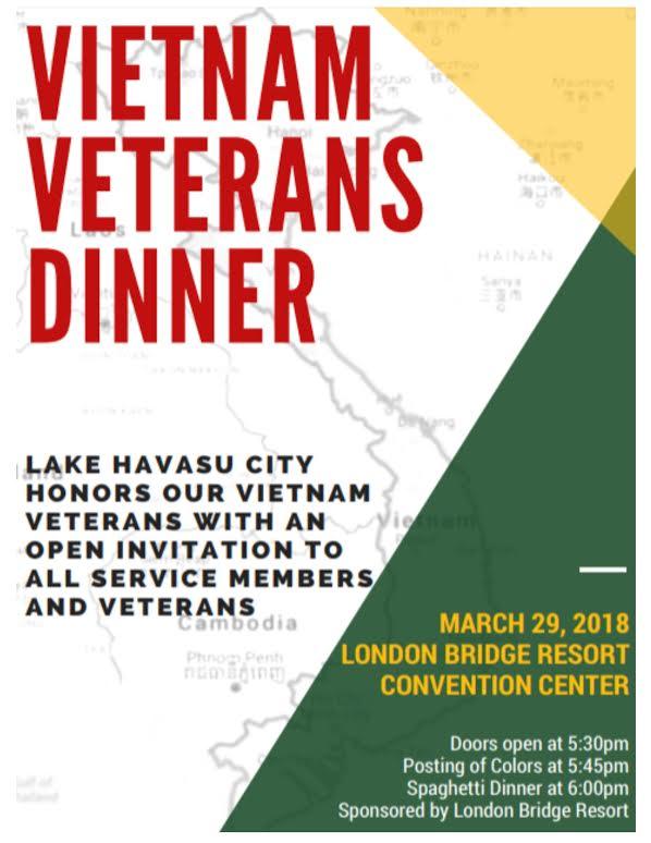 Vietnam Veterans Dinner
