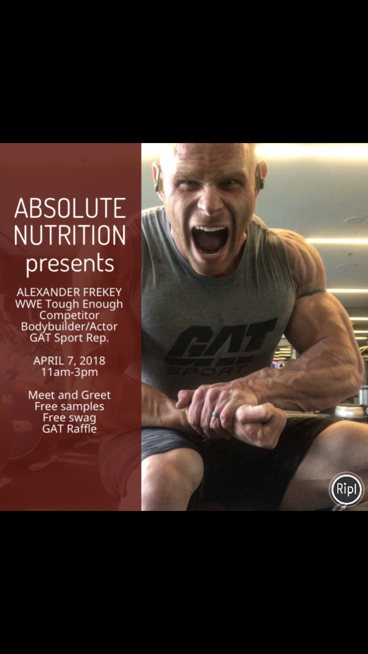 Fitness Event at Absolute Nutrition