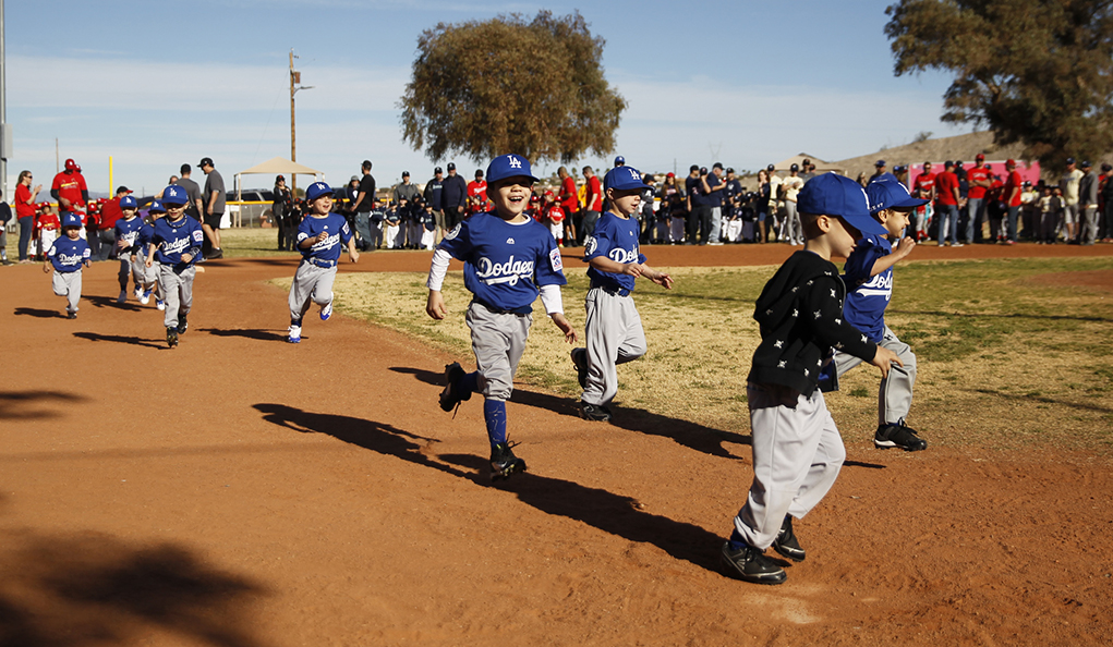 Little League Opening Day Photo Gallery