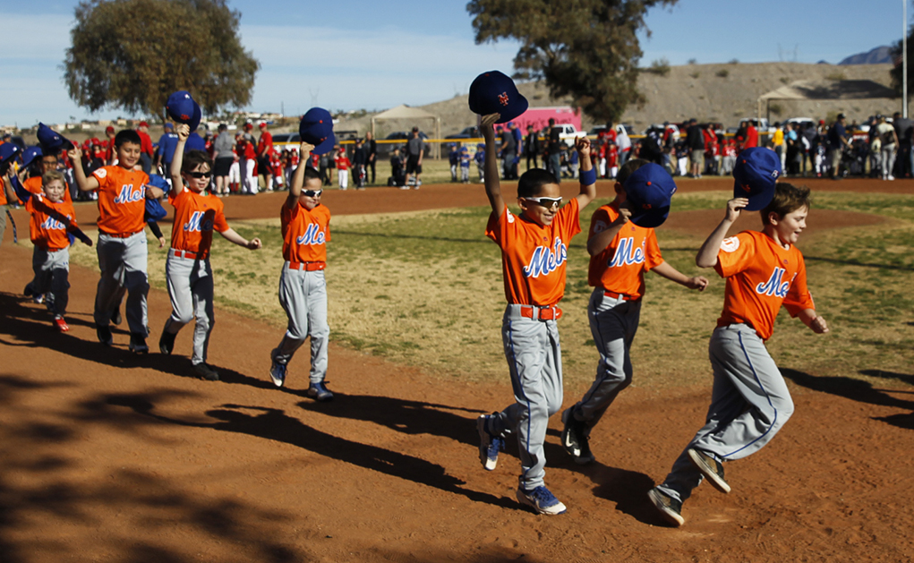 Little League Opening Day Ceremony