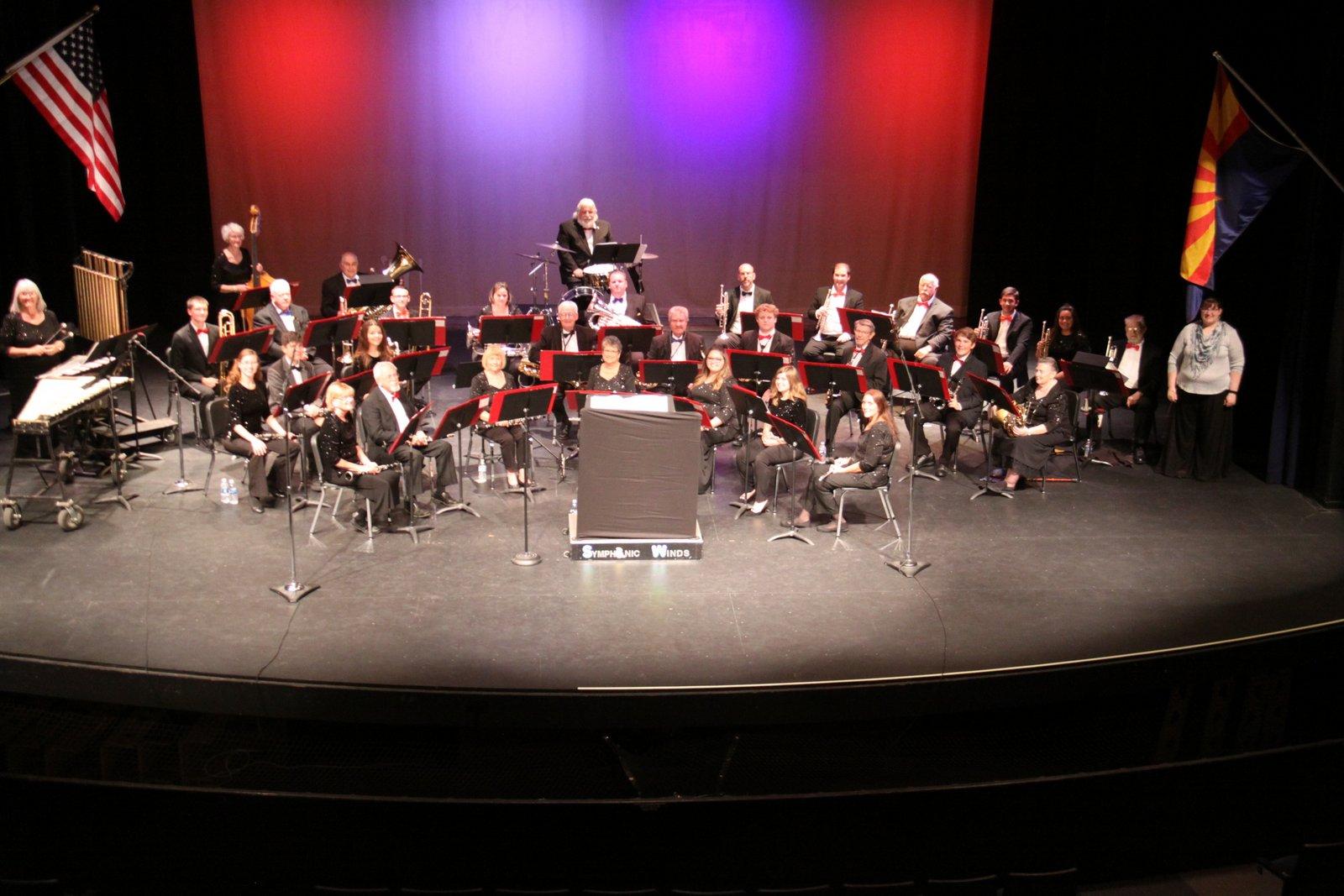 Lake Havasu Symphonic Winds Concert