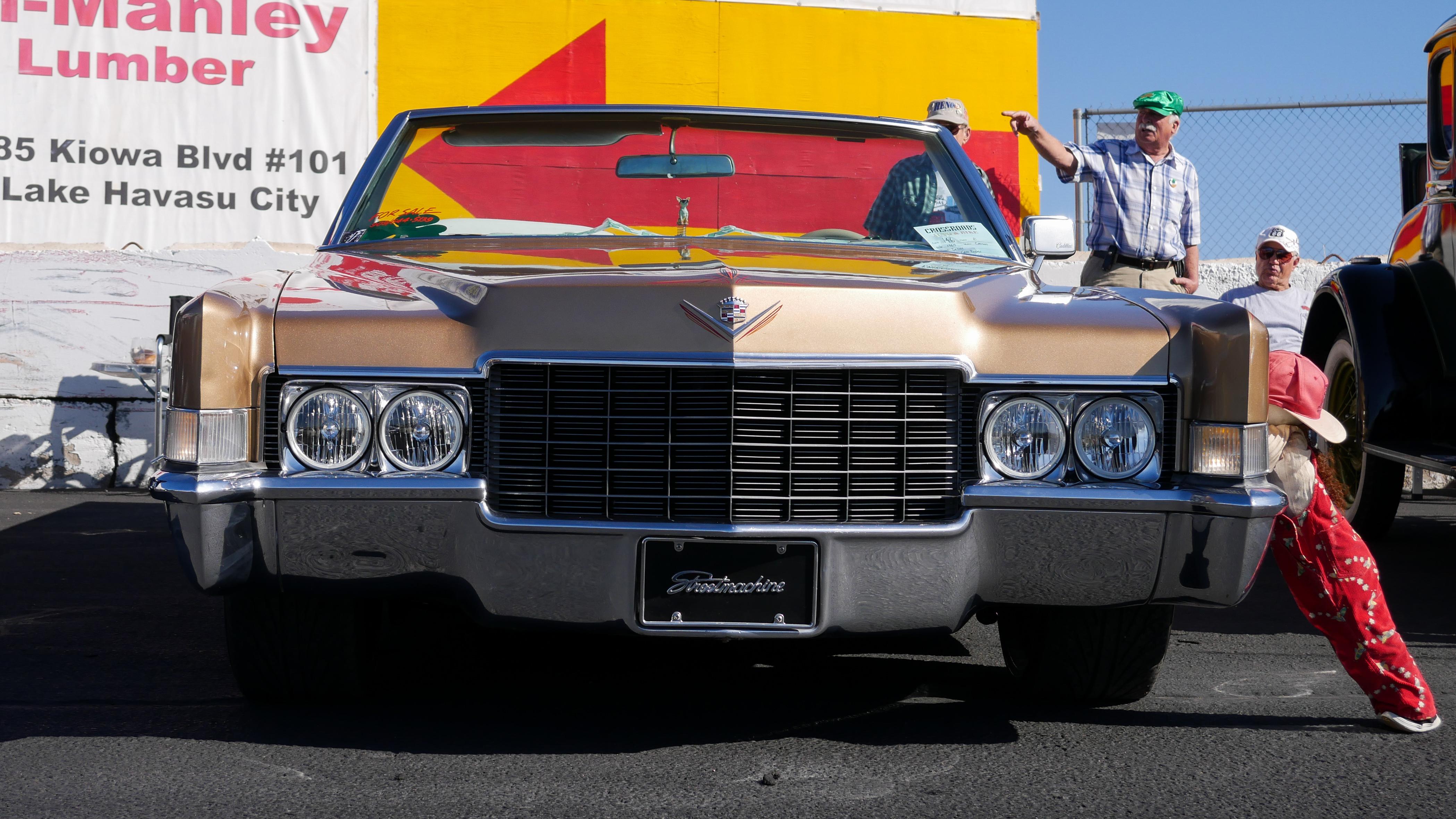 crossroads calvary car show