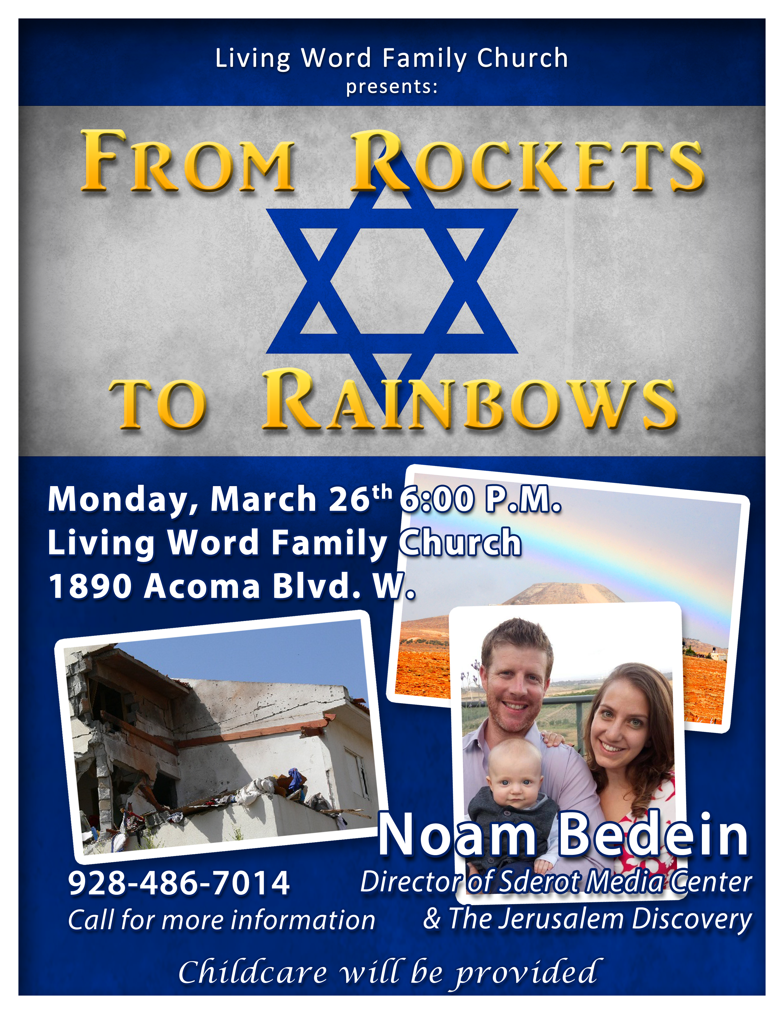 """""""From Rockets to Rainbow"""""""