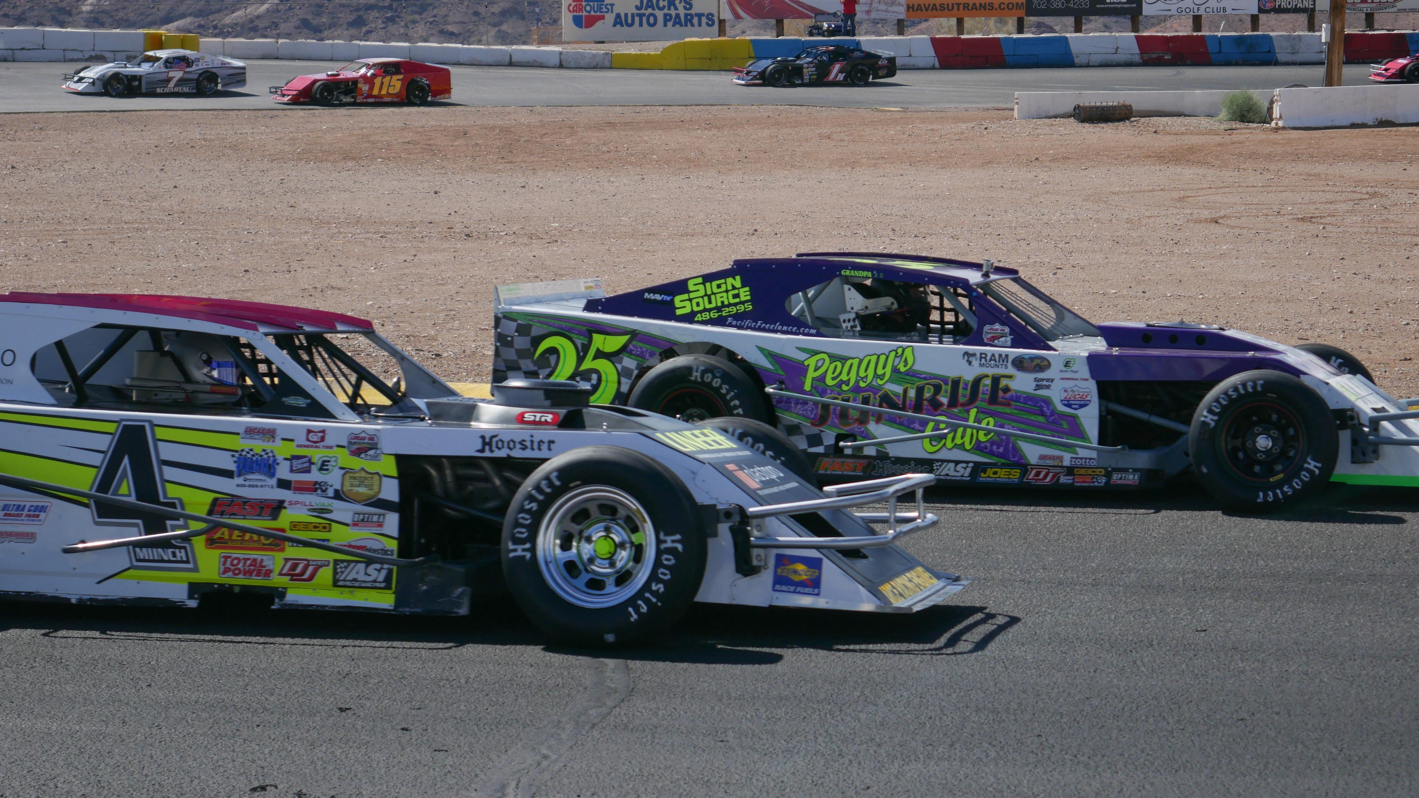 Havasu 95 Speedway Opening Night