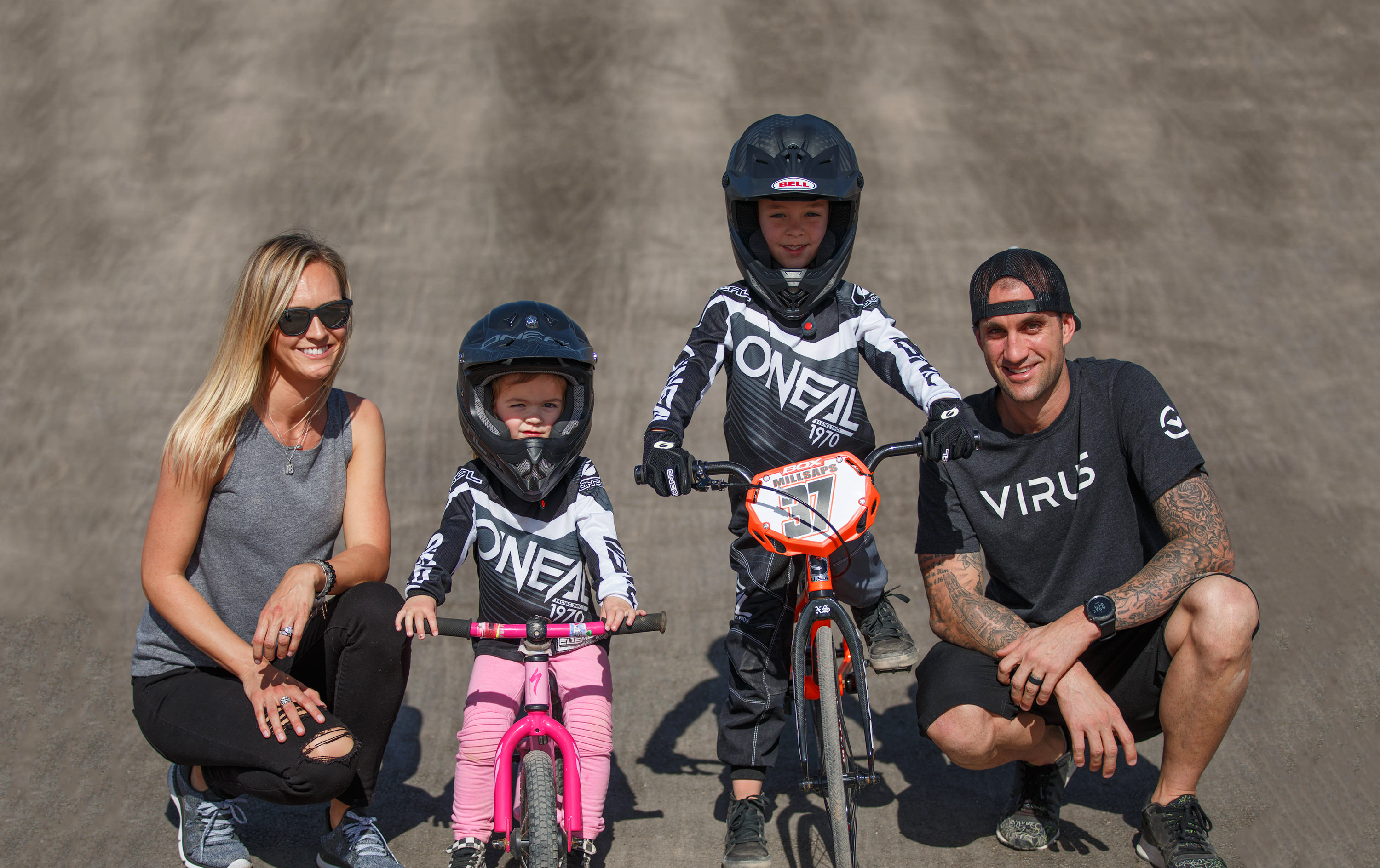 Meet the Millsaps: From Supercross To Homelife In Havasu