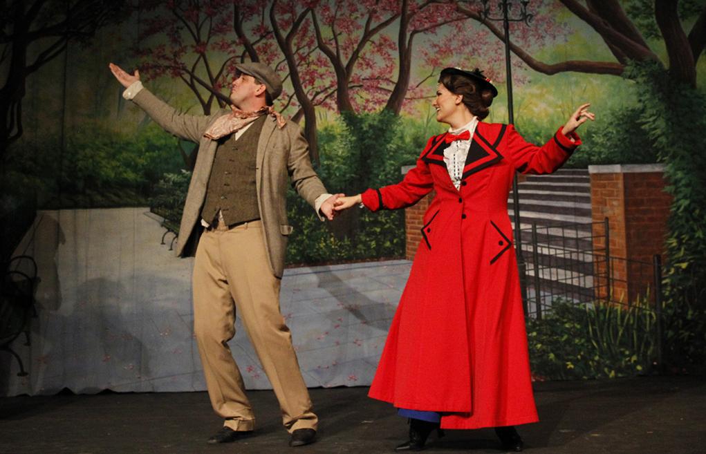 mary poppins grace arts