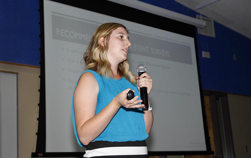 ASU Havasu Students Present Pitchfork Awards And Capstone Projects